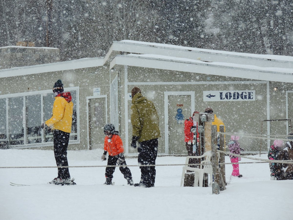 Echo Valley Ski Area